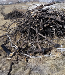 Slash Pile Construction